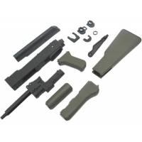 King Arms AK47 Metal Body Deluxe Set A - OD