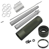 King Arms 16inch M4 Free Float Sniper Kit - SV