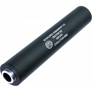 King Arms A.A.C. Silencer - 9mm marking