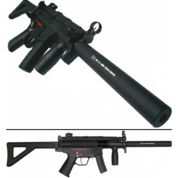 King Arms MP5K/PDW CQB Silencer