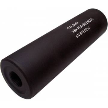 King Arms H&K Pro Silencer - 35mmX120mm