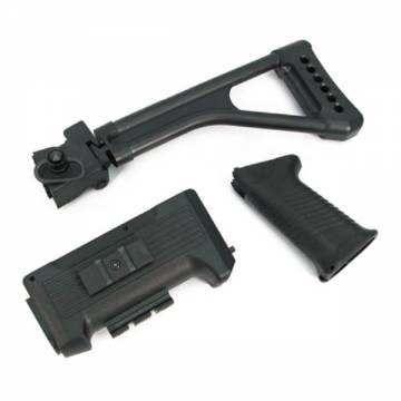 King Arms AK Galil Tactical Special Kit - BK