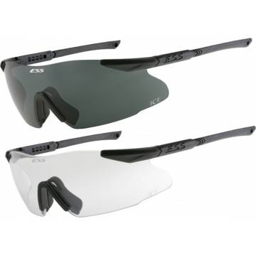 ESS ICE 3X (3 Lenses- Clear/Black/Yellow)