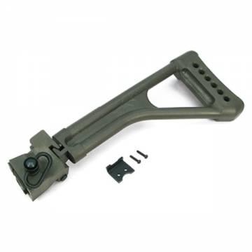 King Arms AK Folding Stock - OD