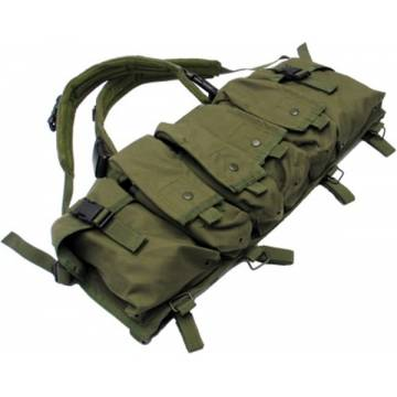King Arms Chest Rig - Olive Drab
