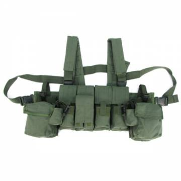 King Arms SF Universal Chest Vest - OD