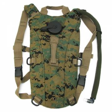 King Arms Tactical Hydration H.U.M.P. (Marpat Forest)