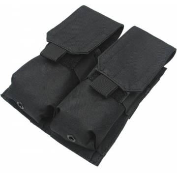King Arms MPS DA DOU Ammo pouch - BK