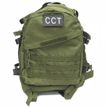 King Arms MPS Reconnaissance Backpack - OD w/CCT patch