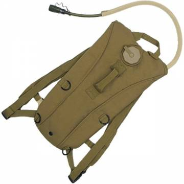 King Arms 3L Hydration Pack - TAN