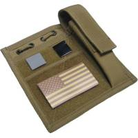 King Arms MPS Command Pouch - Tan