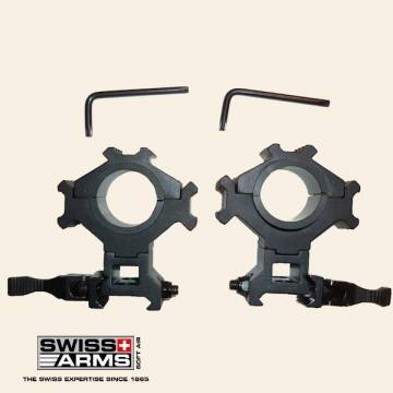 Swiss Arms Quick Detachable Multi Rails Rings