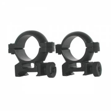 Scope Rings Set 25,4 mm for Picatinny 20mm