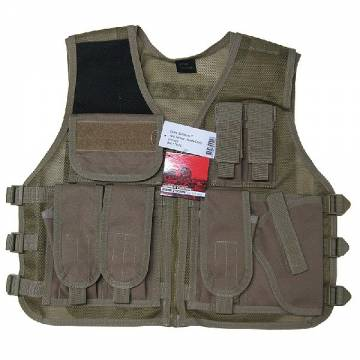 Recon Tactical Vest (One Size) Coyote