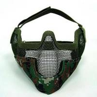 Black Bear Raider Mesh Mask (Marpat)