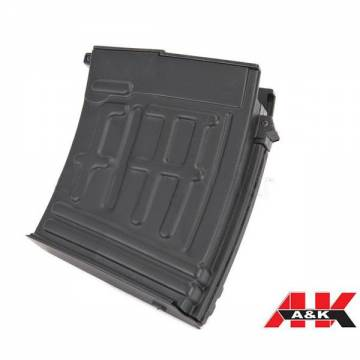A&K Metal 40rds Mag for SVD Dragunov
