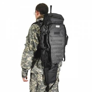 Swiss Arms Rifle Backpack 100cm - Black