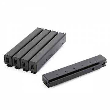 King Arms 420 Rds Mag for Thompson (5pcs) - BK