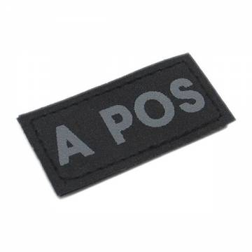 King Arms Small Blood Type Patch - A