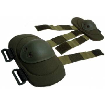 King Arms Elbow Pads - Olive Drab