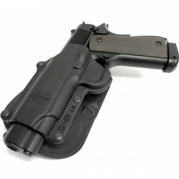 Fobus Paddle Holster - .45 Govt all 1911 (Left Version)