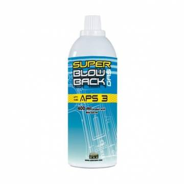 Cybergun Super Blowback Gas APS3 400ml