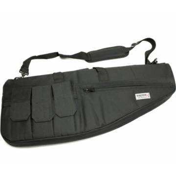 Swiss Arms Black Handbag for Short Rifle (65cm)