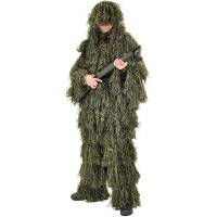 Swiss Arms Ghillie Suit - Woodland
