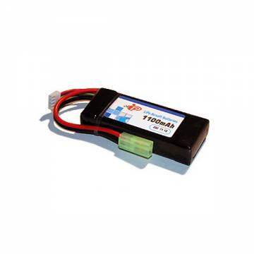 Intellect Lipo Battery 1100mAh - 11,1V - 20C