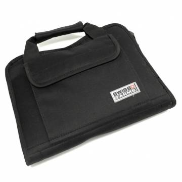 Swiss Arms Pistol Bag 300x240 mm (Black)