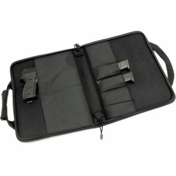 Swiss Arms 2 Pistol bag 350x290 mm (Black)