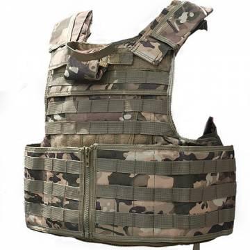 Paraclete RAV Body Armor Tactical Vest - Multicam