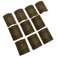 Element TDI Rail Cover Short 10pcs (OD)