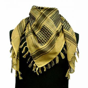Arabic SAS Shemagh Scarf - Coyote Brown