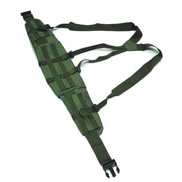 Molle II Panel Platform Waist Belt Suspender - OD