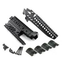 Element X-47 Rail System Deluxe (Black)