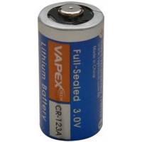 Vapex Battery CR-123A 3V