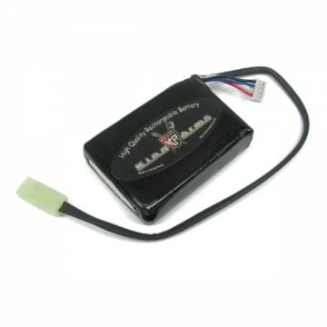 King Arms 11.1V 1450mAh 15C AN/PEQ-15 Type Lithium Battery