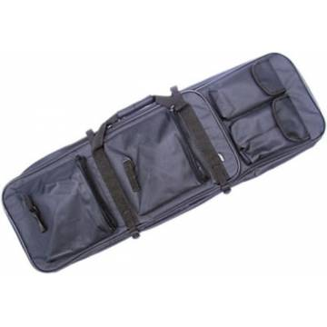 King Arms Double Deck Rifle Case - Black