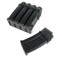 King Arms G36 470 Rds Magazine Box Set (5pcs)