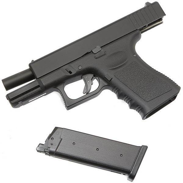 KWA Glock 19 Gas Blowback (Metal Slide)