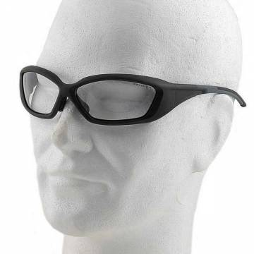 Revision Hellfly Ballistic Eyewear (Black-Clear)
