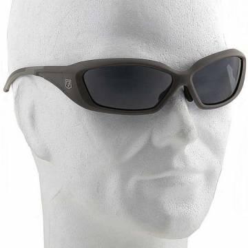 Revision Hellfly Ballistic Eyewear (Taupe-Smoke)