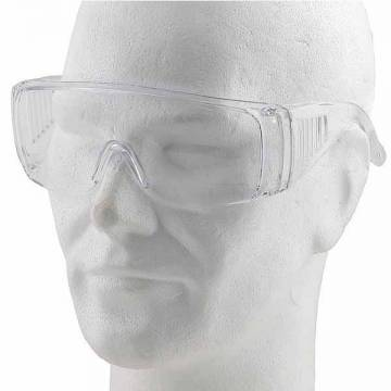 Balistic Protective Goggles - Clear Lenses