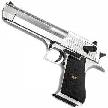 HFC HG-195 Desert Eagle Gas Blowback - Silver