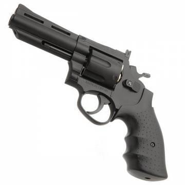 HFC 4 inch Gas Revolver - Black