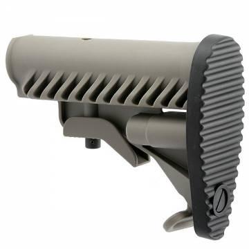 A.P.S. Battle Tele Style Stock for M4/M16 (FG)