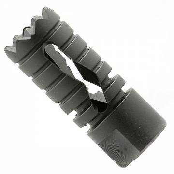 Troy Medieval Muzzle Brake Flash Hider 14mm CCW