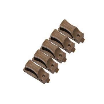 Ranger Plate for M4/M16 Magazine 5pcs (TAN)