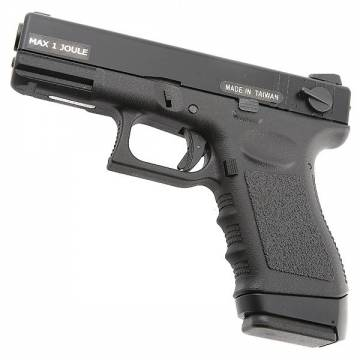 KWA Glock 23F Semi / Full Auto (Metal Slide)